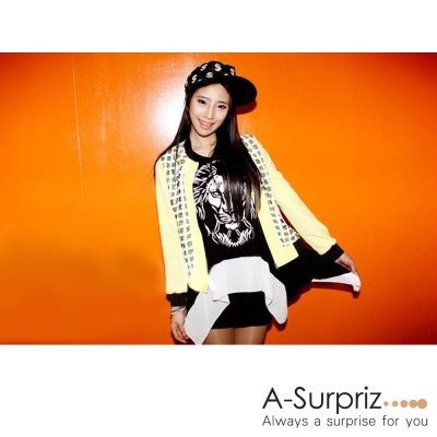 A-Surpriz 韓風錢幣符號嘻哈棒球帽(神秘黑)
