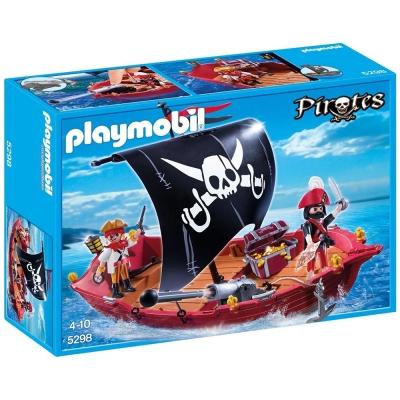 playmobil 海盜系列 海盜船出發去