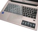 EZstick ACER Swift 1 SF113 專用 奈米銀 TPU 鍵盤保護膜