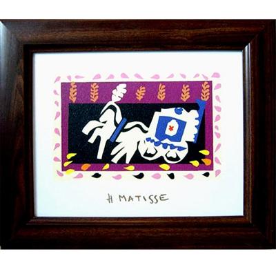開運陶源【抽象畫2】Matisse名畫小幅