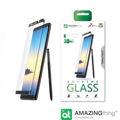 AmazingThing 三星 Galaxy Note 8 滿版強化玻璃保護貼