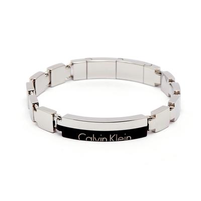 CK Calvin Klein 我型我素風手鍊(KJ5RBB210100)