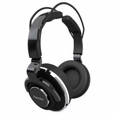 Superlux高音質DJ監聽耳機HD631