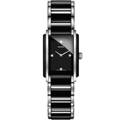 RADO Integral 精密陶瓷系列腕錶-23x33mm