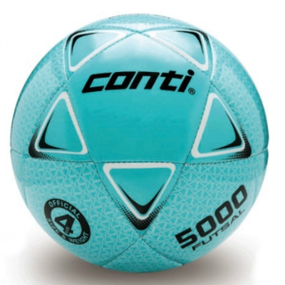 CONTI 4號低彈跳頂級TPU車縫五人制足球 S5000L-4
