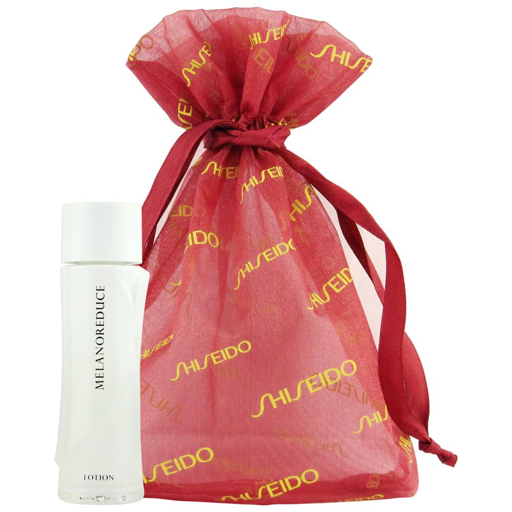 SHISEIDO 資生堂 驅黑淨白亮膚水 20ML〈贈  網紗束口袋〉