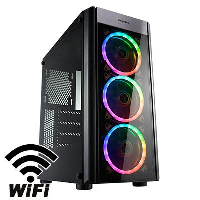 技嘉B360平台[修羅魔尊]i7六核GTX1060獨顯SSD電玩機