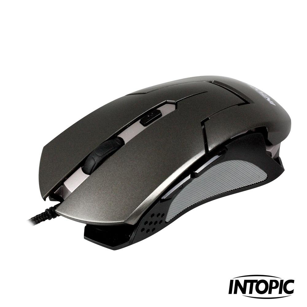 INTOPIC-飛碟光學鼠 MSG-083
