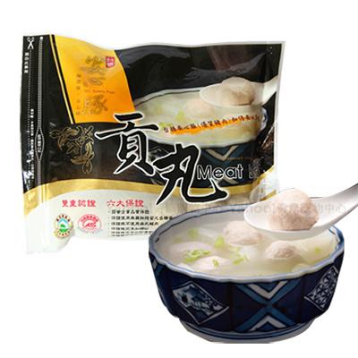 台糖安心豚 特級貢丸6包組(300g/包)