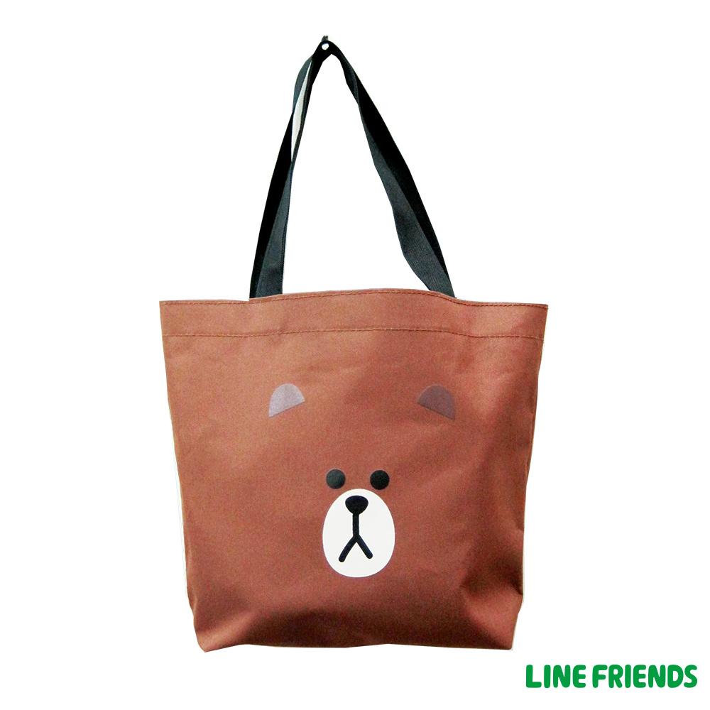 LINE FRIENDS  造型萬用袋_熊大LI5364A