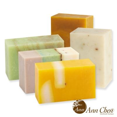 陳怡安手工皂-清爽甜橙控油5入皂