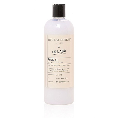 THE LAUNDRESS 頂級玫瑰香水洗衣精475ml