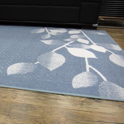 范登伯格 - 紛飛 日本進口地毯 - 藍 (大款-200x290cm)