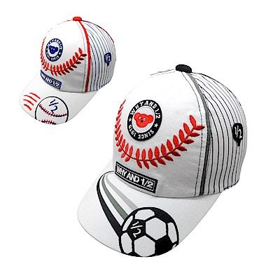 WHY AND 1/2 普普熊平織棒球帽 多色可選