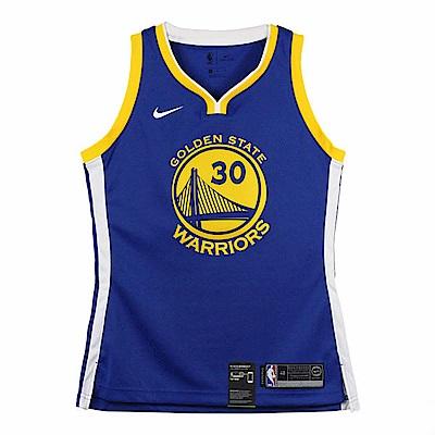 Nike 女 GSW W NK SWGMN JSY ROAD 籃球背心