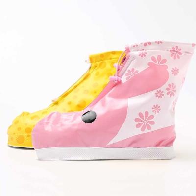 兒童防滑雨鞋套2款可挑-1雙入