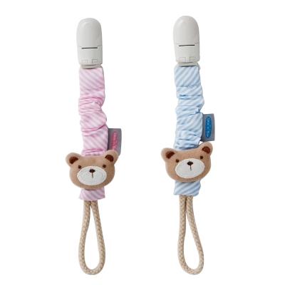 奇哥 熊熊多功能奶嘴掛帶(2色選擇)