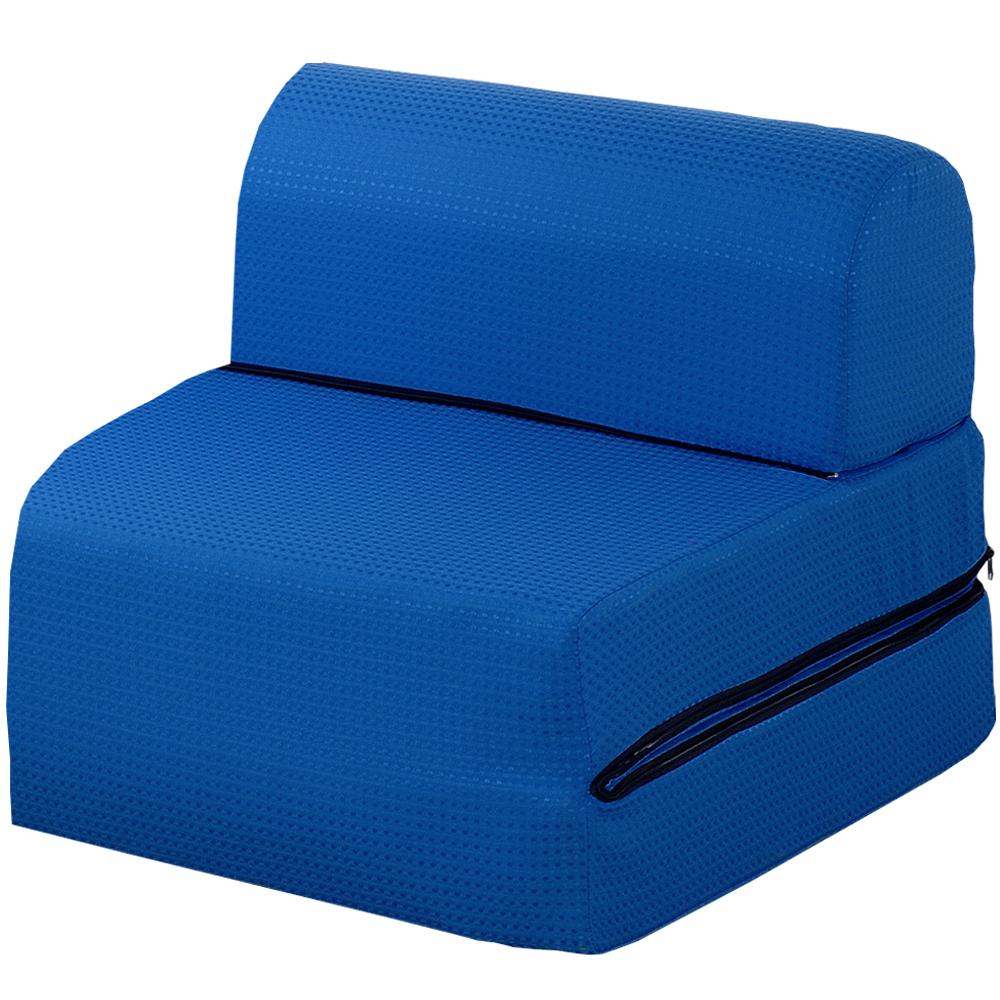戀香 折疊式彈簧沙發床-單人3尺(三色可選)