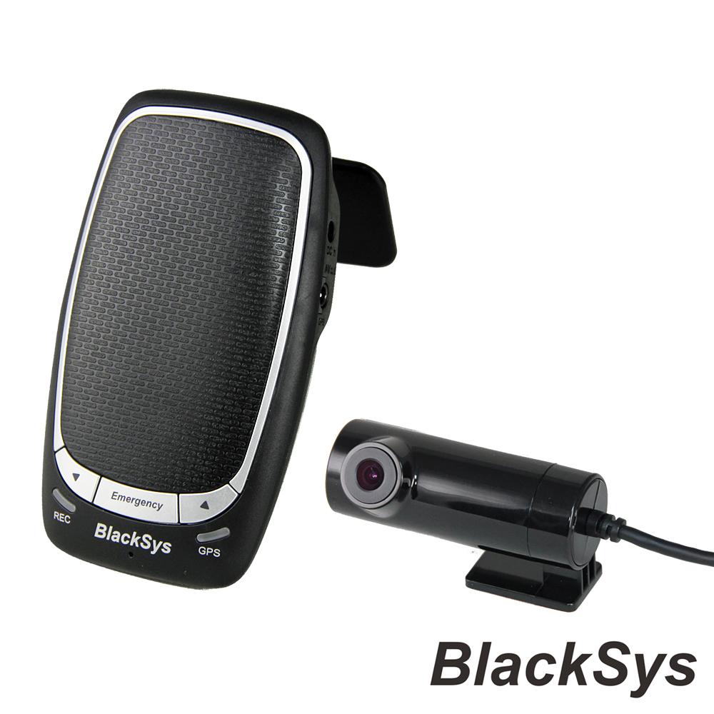 BLACKSYS CF100 黑神盾雙鏡頭高畫質行車記錄器