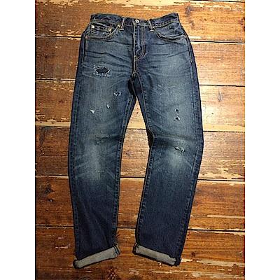 牛仔褲 男款 502 中腰錐形褲 彈性布料- Levis