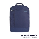 TUCANO AGIO 13吋極簡都會商務後背包-藍