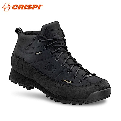 【CRISPI】Monaco GTX 登山男鞋 黑 TH5600