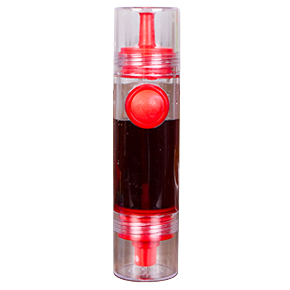 JANOSENO 按壓式雙頭醬油調味料噴瓶/控油小油壺