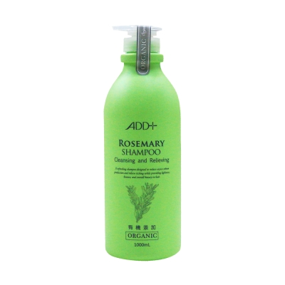 ADD+ 有機添加迷迭香油控抗屑洗髮乳 1000 ml
