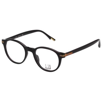 Dunhill 復古 光學眼鏡 (黑色)VDH 024