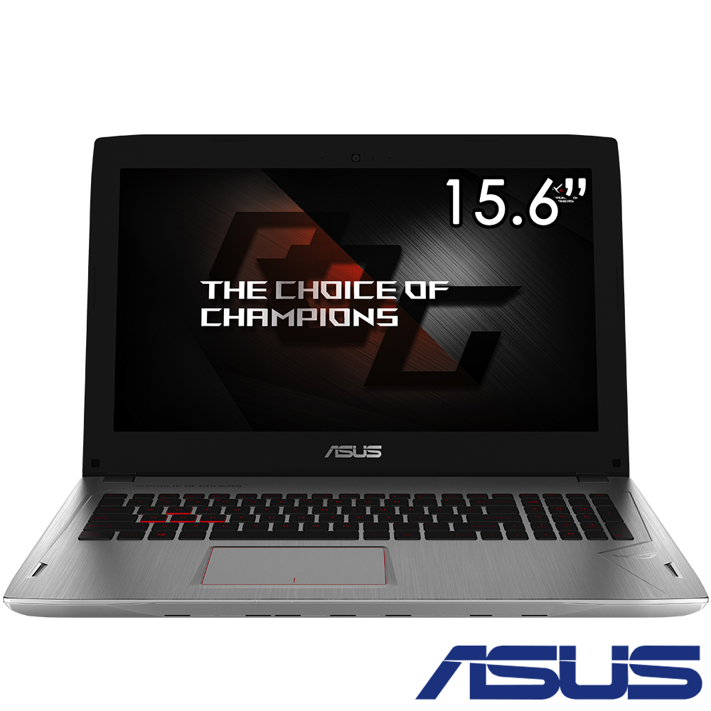 ASUS GL502VS 15吋電競筆電(i7-7700/GTX1070/512G 1T/鈦灰