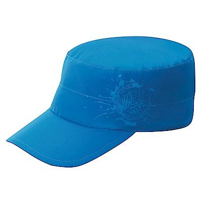 【ATUNAS 歐都納】GORE-TEX防風防水防曬休閒便帽鴨舌帽A-A1716寶藍