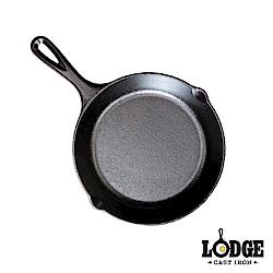 Lodge 鑄鐵平底煎鍋 8吋
