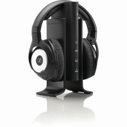 SENNHEISER無線耳罩式耳機(含發射器)RS170加HDR170子機合售