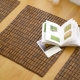 絲薇諾-天然炭化專利麻將竹坐墊-單人座50-50c