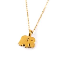 Dogeared大象許願項鍊