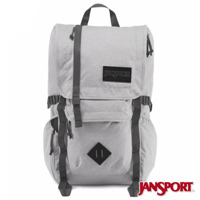 JanSport -HATCHET系列後背包 -灰麻色