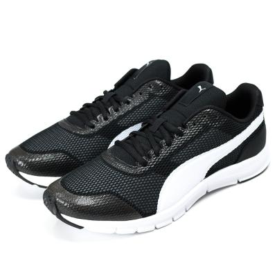 PUMA-FlexracerPro男慢跑鞋-黑