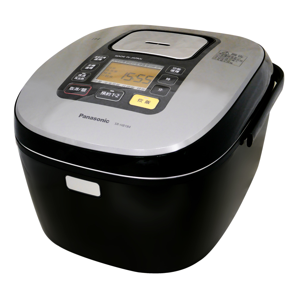 Panasonic國際牌10人份IH微電腦電子鍋 SR-HB184