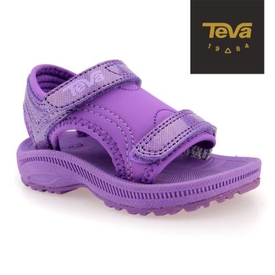 TEVA 美國 寶寶 Psyclone 4運動涼鞋(亮紫)