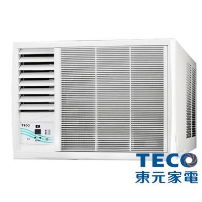 TECO東元 5-6坪 高能效窗型冷氣 左吹式(MW25FL1)