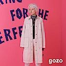 gozo 搶眼配色大口袋造型外套(二色)