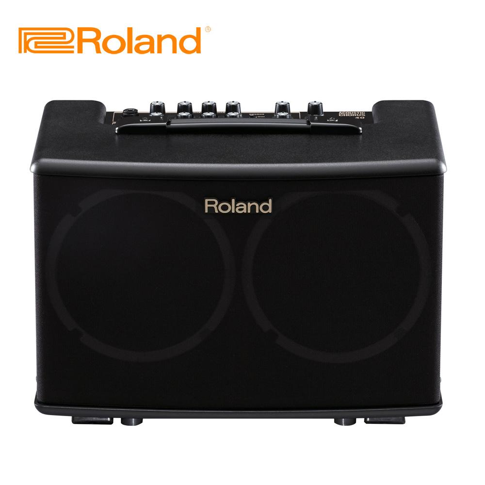 ROLAND AC40 BK 木吉他專用音箱 黑色款