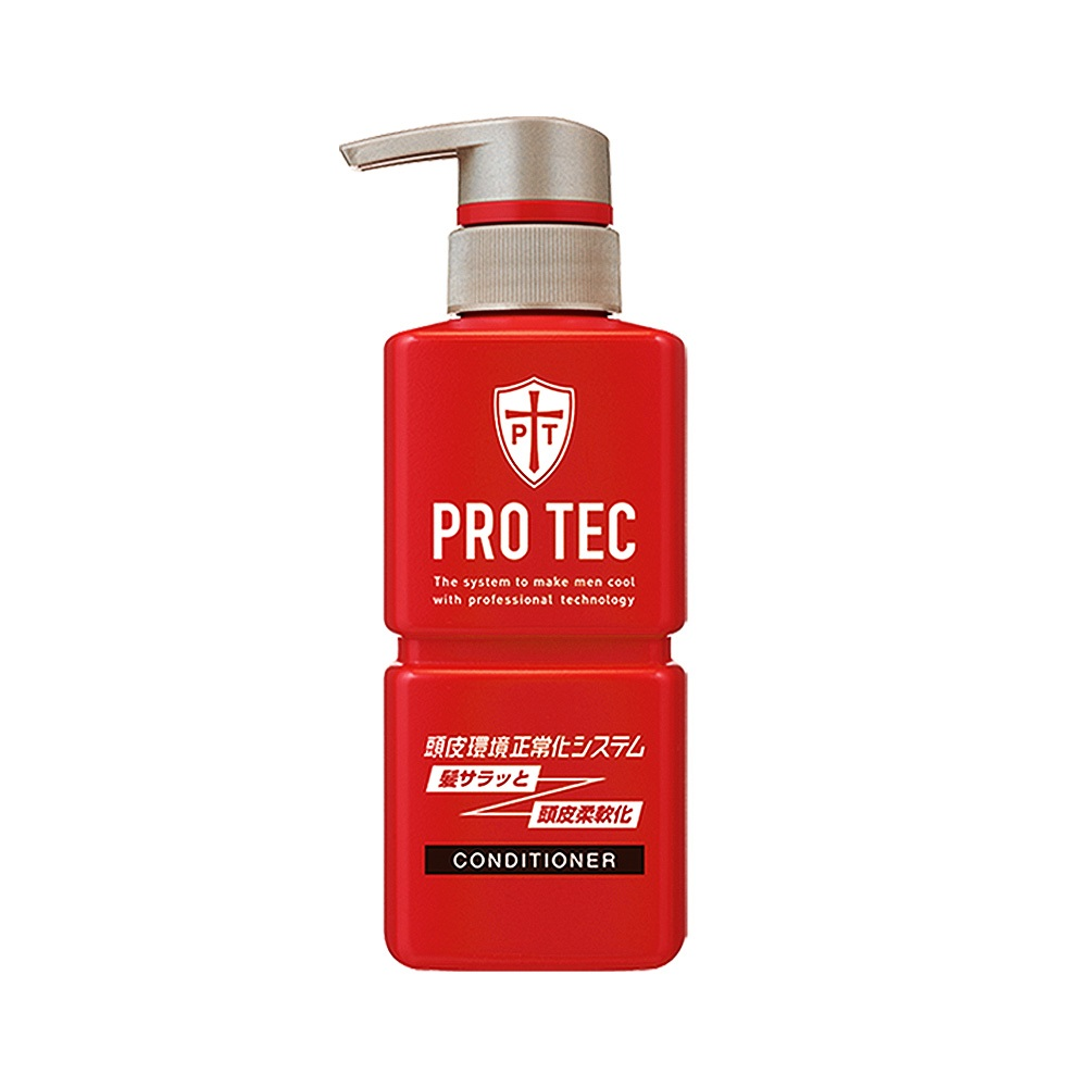 LION日本獅王 PRO TEC頭皮養護沁涼潤髮乳300g