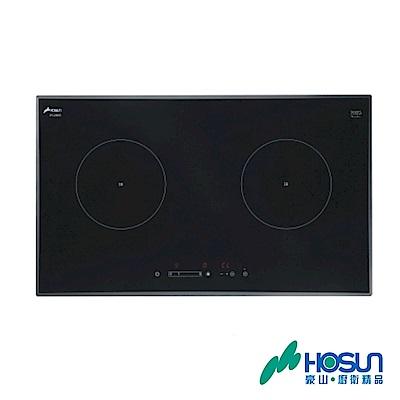 豪山 耐刮玻璃連動IH微晶調理爐(220V) IH-2865