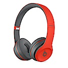 Beats Solo 3 Wireless 耳罩式藍牙耳機 - 霹靂紅