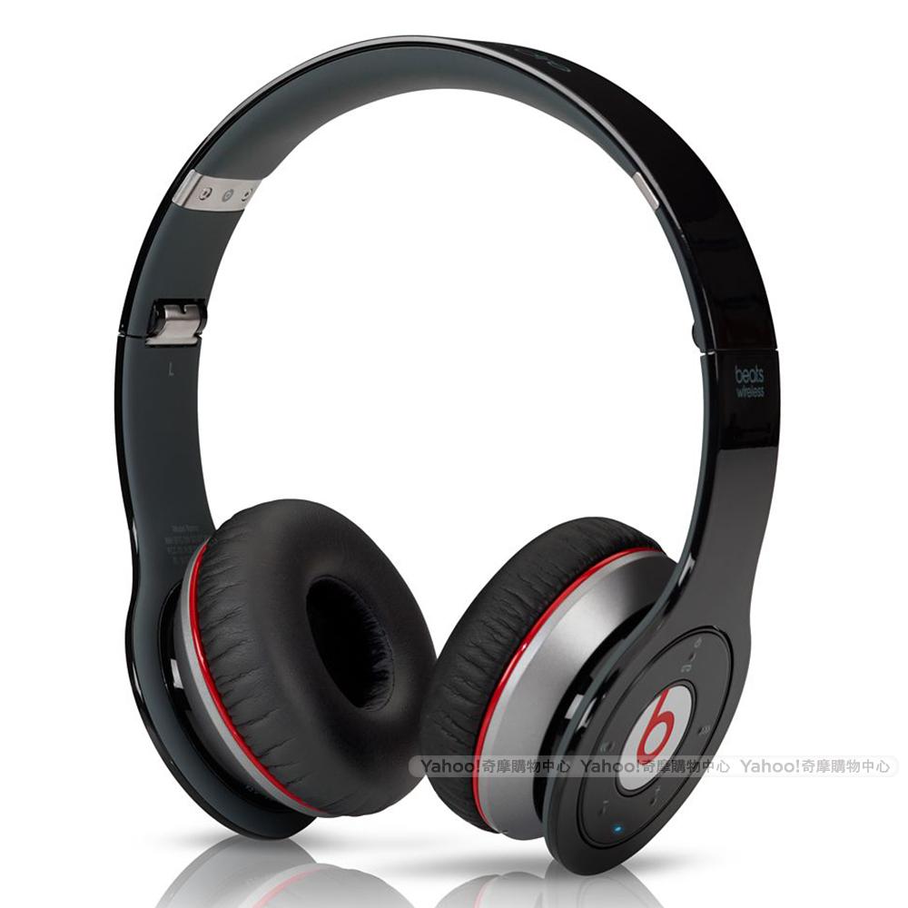 BEATS 耳機 BEATS Wireless  黑色 藍芽無線/亦可有線 耳罩式耳機