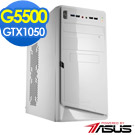 華碩B360平台[赤風邪神]雙核GTX1050獨顯電玩機