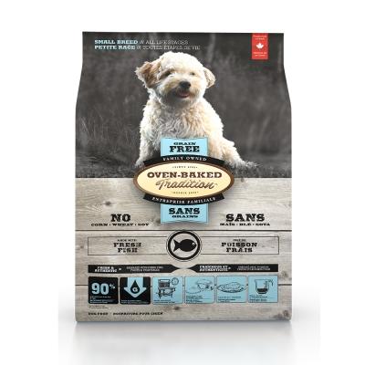 Oven-Baked烘焙客 無穀魚肉配方 全犬 天然糧  1 kg X  1 包