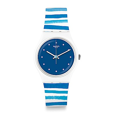 Swatch 情迷地中海 SEA VIEW 浩瀚海景手錶