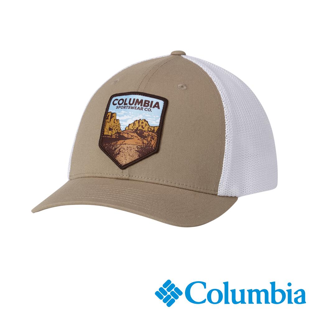 Columbia哥倫比亞 男女- 卡車帽 -灰棕 ( UCU94890GB )